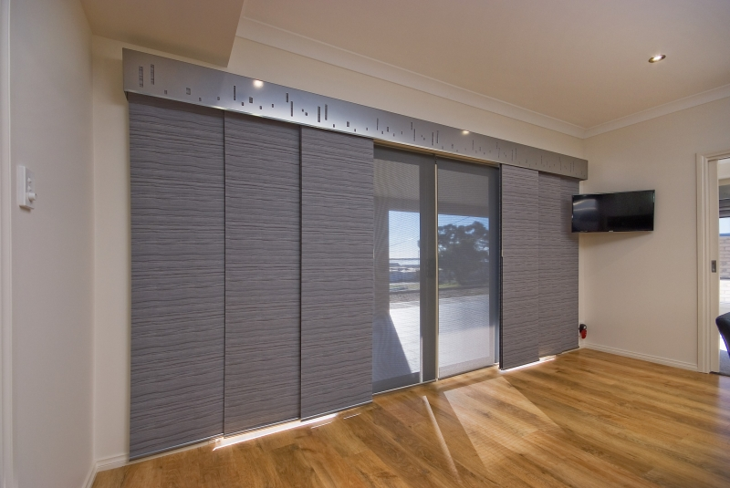 Vertical Blinds For Sliding Doors